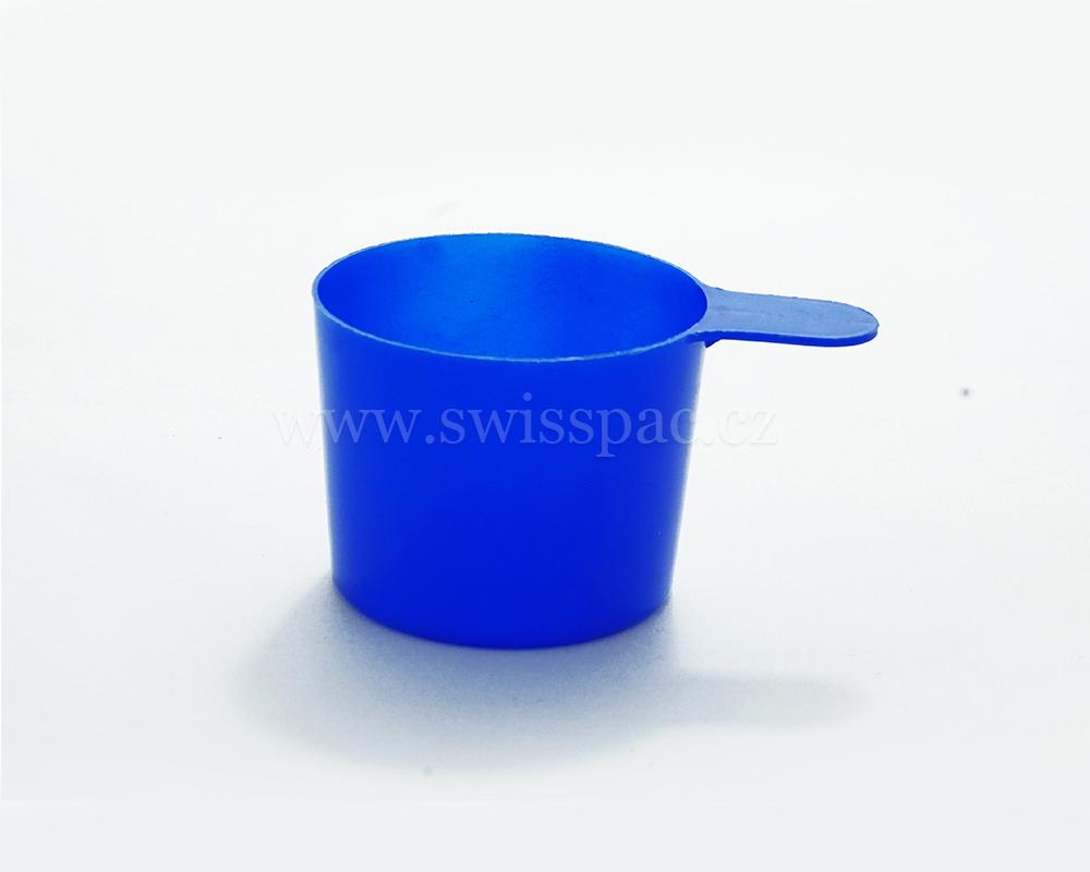 75 ml Modrá měření lžička