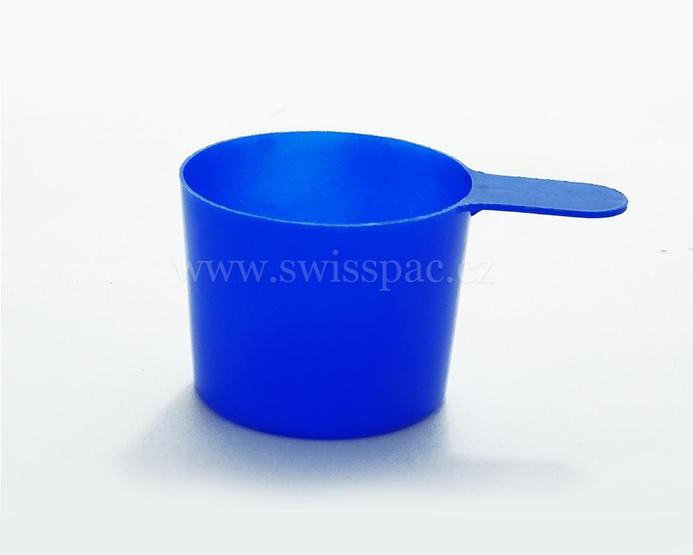 80 ml Modrá měření lžička