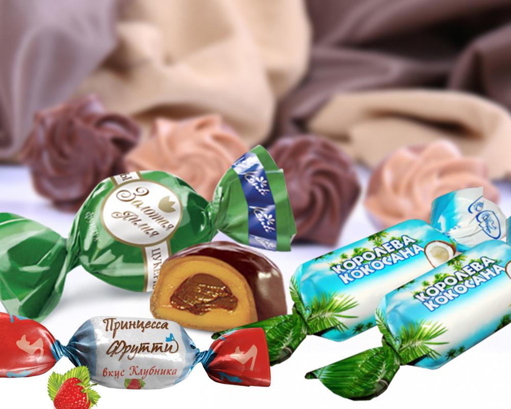Balení čokolády